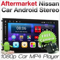 Car Android Stereo For Nissan Navara D40 D22 Head Unit MP3 MKV MP4 Player Radio