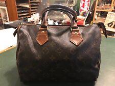 Borsa originale Louis Vuitton Speedy 35 Vintage borsa a mano