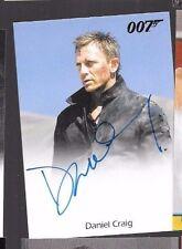 Daniel Craig  James Bond autograph  Quantum of Solace