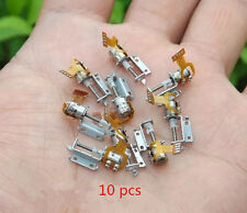 10x Micro Screw Stepper Motors Miniature 2-phase 4-wire step motor driver RA
