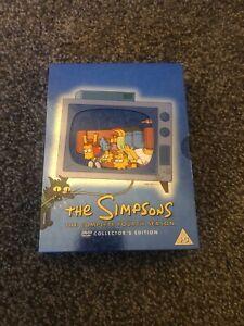 THE SIMPSONS COMPLETES SEASON FOUR - 4 DISC SET