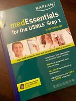 Kaplan Medical Med Essentials For The USMLE Step 1 Fourth 4th Edition High yield