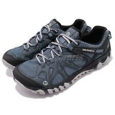 Merrell All out Blaze Sieve Blue Black Men Outdoors Hiking Water Shoes J12641 9