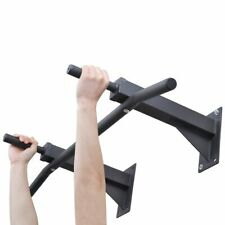 vidaXL Chinning Bar 100kg Push-Up Pull-Up Gym Body Strength Training Equipment