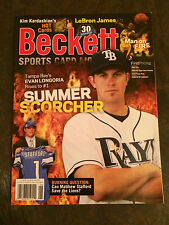 Beckett Sports Card Monthly Vol. 26 No. 6 Issue #291 June 2009