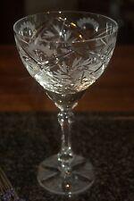 Top Angebot! - Dessert-Wein - Gläser aus Kristall (6 Stück)