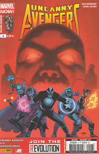 UNCANNY AVENGERS N° 6 Marvel France 1ERE SERIE Panini comics