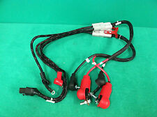 Battery Wiring Harness for Pride Quantum 6000 Z Power Wheel Chair  #3658