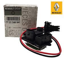 Original Renault Gebläseregler Vorwiderstand Megane Scenic 7701046941