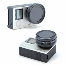 37mm CPL Filter Circular Shape Polarized Lens  For Gopro HD Hero 4 OK
