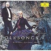 CD ALBUM - FOLKSONGS - ANNE SOFIE VON OTTER / BENGT FORSBERG