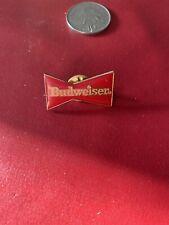 Budweiser Pin Badge