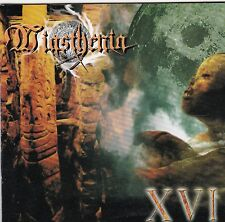 Miasthenia - XVI (CD, 2000, Somber Music) Import OOP