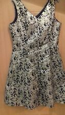 BNWT Party Tea Style Dress by Moda - George size 14 - Black and Gold. Gorgeous
