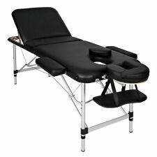 Klappbar 3 Zonen Tasche Alu Massageliege Massagetisch Massagebank Therapieliege