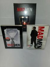 MAD MEN SEASON 2 3 4 DVD New  Shipping Jon Hamm