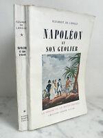 Fleuriot Di Langle Napoleone E il Suo Carceriere Andre Buona 1952