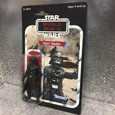 Custom Star Wars Vintage Herr Vader Figure empire darth german jedi sith