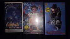 Deleted Title Horror Slasher VHS Films