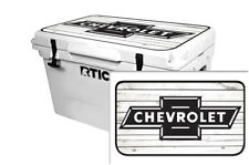 Thickest & Tuffest Lid Wrap for RTIC 45qt Cooler 24mils RTIC Car Show