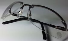 New Harley Davidson Glasses Designer Metal Frame Clear Tint Lens HD701