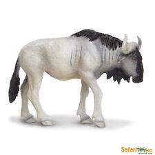 Blue Wildebeest - Safari, Ltd (222829): vinyl miniature toy animal figure