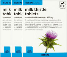Herbal Store Cardo Mariano Compresse (30 Compresse) Indigestione Sollievo