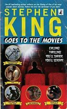 Stephen King Goes to the Movies by Stephen King (2009, Paperback)