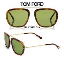 Tom Ford TF453 52N Johnson Men's Sunglasses Dark Havana/Gold New & Authentic