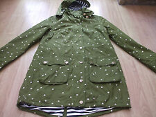 Boden parka style  Coat size 8 bnwot