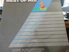 Best Of All Gospel Music Association Top Ten Songs Of 1983  SEALED