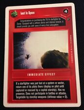 Star Wars CCG WB Unlimited Dagobah Lost In Space