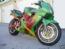 99-00 CBR 600 F4 Moto GP EXHAUST Shorty Slip On Pipe