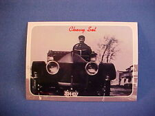 1911 (1912) Louis Chevrolet with Model C Six collector card--mint brand new 12