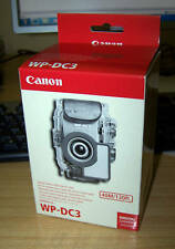 Canon WP-DC3 Underwater WaterProof Case SD630 + Ixus 65