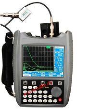 Digital Ultrasonic Flaw Detector Tester Defectoscope 0~25000mm DAC Curve