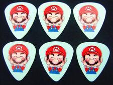 Super Mario Nintendo Guitar Picks Lot of 50 .46 mm US Seller New