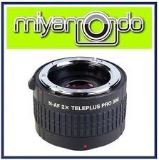 Kenko Teleplus PRO 300 DGX 2.0x AF Teleconverter for Canon