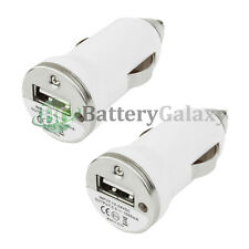 2 USB Rapid Fast Travel Battery Car Charger Adapter for Apple iPhone 5 5G 5S