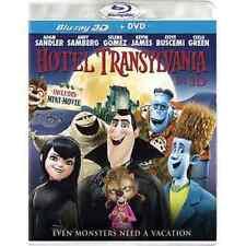 Blu Ray HOTEL TRANSYLVANIA - 3D *** (Blu-Ray 3D + DVD) ***.....NUOVO