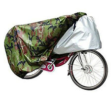 Waterproof Nylon Bicycle Bike Scooter Cover Outdoor Protector Camouflage 190T