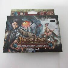 Pathfinder Adventure Card Game Barbarian Class Deck NEW