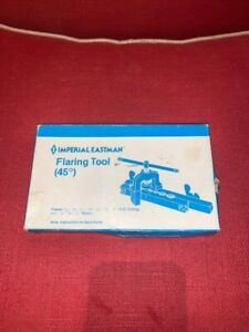 """Imperial USA 195-FC  45 Degree Flaring Tool  3/16"""" - 5/8"""""""