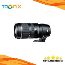 New Tamron SP 70-200MM F/2.8 DI VC USD Lens For Nikon with 3 Years Warranty