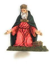 Nativity Scene Wise Man King Figurine Landi Presepio Pesebre Rey Mago