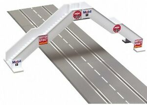 Carrera Footbridge for 124 / 132 slot car track 21119
