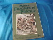 New ListingOrig Ww1 Capt Bruce Bairnsfather Cartoon Booklet More Fragments From France