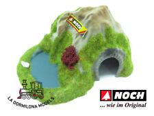 NOCH 44670 - Escala Z Bogen / Túnel de forma curvada con lago - NUEVO