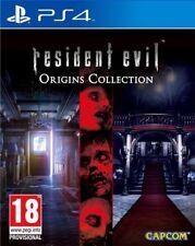 Videojuegos Resident Evil de Capcom con anuncio de conjunto