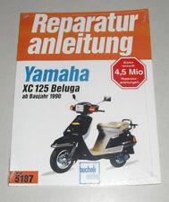 Reparaturanleitung Yamaha XC 125 Beluga ab Baujahr 1990